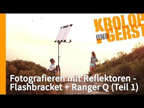 LETS BOUNCE 7/39 - FLASHBRACKET + RANGER Q = VIEL WEICHES LICHT! TEIL1