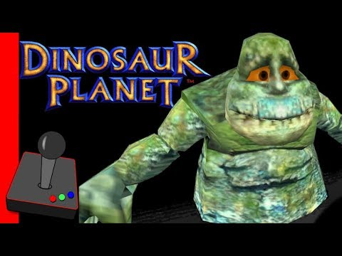 Dinosaur Planet / Star Fox Adventures Beta Elements Discovered! - H4G