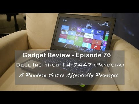 Dell Inspiron 14 7000 Series (7447) Review