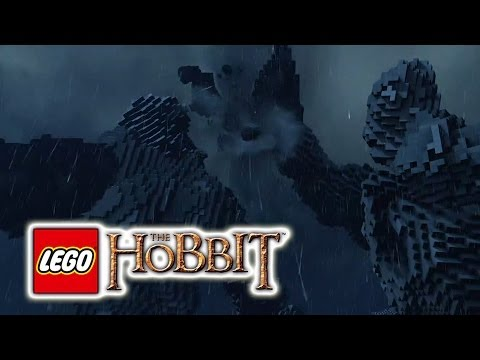 the hobbit - This is no thunder storm... it's a thunder battle! Follow LEGO: The Hobbit at GameSpot.com! http://www.gamespot.com/lego-the-hobbit Official Site - http://th...