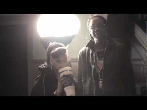2 Chainz x Kreayshawn – Murder [Behind The Scenes]