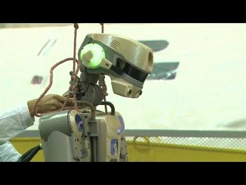 Φέντορ, ο «ρομποναύτης» των Ρώσων ετοιμάζεται για το διάστημα…