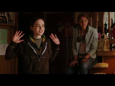 Juno tells her parents - Clip 6 of 19 - JUNO film (2007)