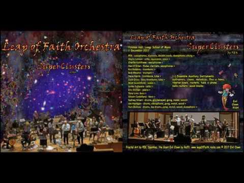 Leap of Faith - SuperClusters - GigaParsecs