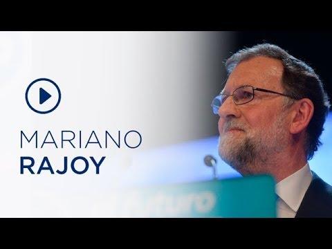 """Mariano Rajoy: """"Me aparto pero no me voy"""""""