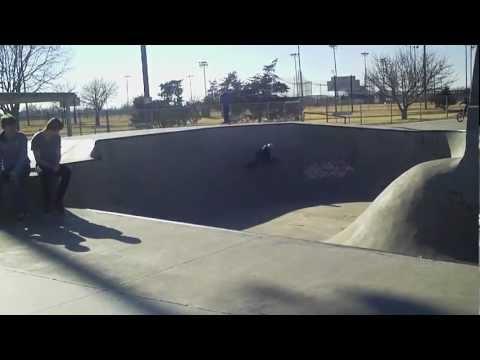 John Stiff skate park Amarillo, TX