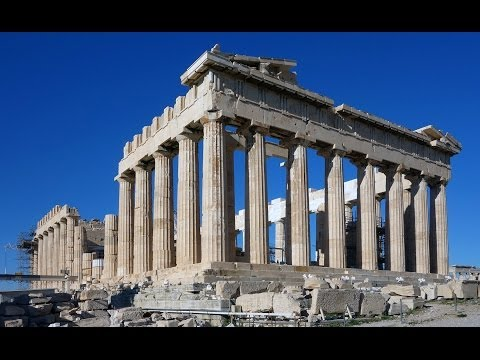 Parthenon Acropolis Video Classical Khan Academy