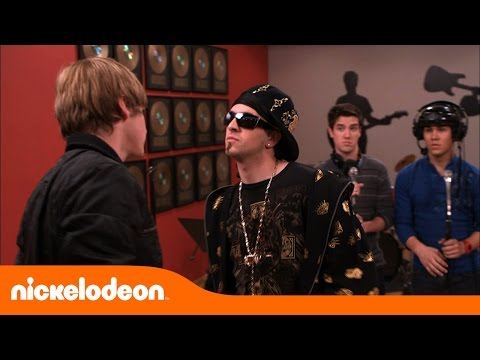 Big Time Rush | Duelo De Bad Boys | Nickelodeon Em Português