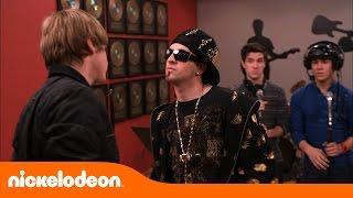 Big Time Rush | Duelo de Bad Boys | Nickelodeon em Português
