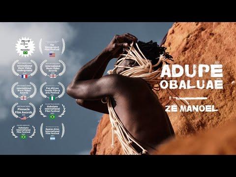 Zé Manoel - Adupé Obaluaê (Clipe Oficial)