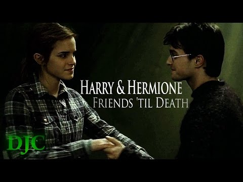 Hermione - Watch in 1080p for best quality** Harry and Hermione's friendship was my favorite aspect of the entire HP series. I just loved how they always had each oth...