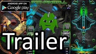 Pet Pinball YouTube video