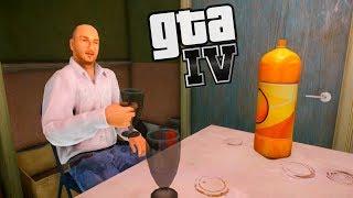 Jailson Mendes o pai de família no GTA IV curtindo as baladas, tomando seu suco de laranja delicioso e levando um oco!