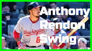 Anthony Rendon | Swing Like the Greats