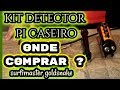 Download Lagu Detector de metais PI surfimaster   unboxing & teste inicial - Detectorismo Guardião das Reliquias Mp3 Free