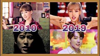 Video TOP 3 MOST VIEWED KPOP MUSIC VIDEOS EACH YEAR (2010-2019) MP3, 3GP, MP4, WEBM, AVI, FLV Juli 2019
