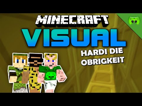 MINECRAFT Adventure Map # 75 - Visual Project 2 «» Let's Play Minecraft Together | HD