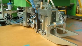 PAC 40/48 Stitching Head and Squaring Shoe