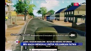 Video Wacanakan Fatwa Haram Game PUBG, MUI Gadeng Sejumlah Pihak - iNews Sore 21/03 MP3, 3GP, MP4, WEBM, AVI, FLV Maret 2019