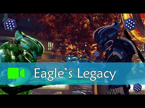 Eagle's Legacy - My Final Halo 5 Infection Montage