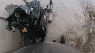 6. Arctic cat Tz1  turbo cold start . St-fulgence,Qc