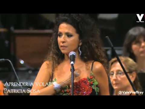 PATRICIA SOSA - APRENDER A VOLAR / LAS ELEGIDAS 2014