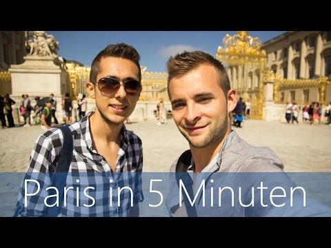 Paris in 5 Minuten | Reiseführer | Die besten Sehen ...