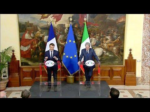 Frankreichs Präsident Macron fordert Reform des Asy ...