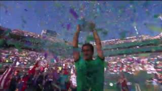 Introducing your 2017 BNP Paribas Open champions, Elena Vesnina and Roger Federer!
