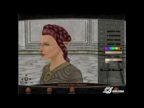 Dark Age of Camelot: Catacombs PC Games Gameplay – Custom