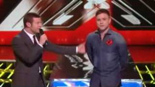 X Factor 2009 Week 4 Olly Murs