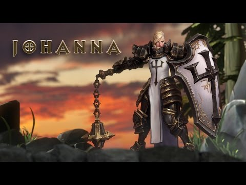 Tráiler de Johanna – Heroes of the Storm (ES)