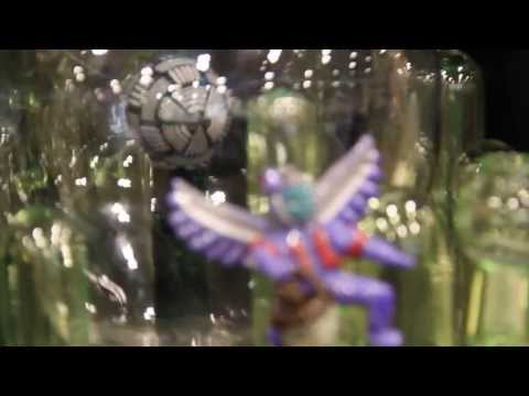 Treating Yourself Expo 2013: The Glassblowing Contest Pieces