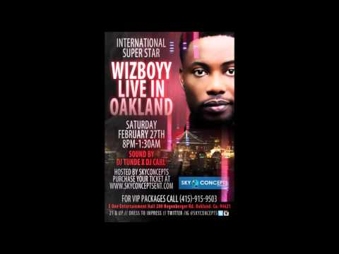 Djtunde Mix Wizboy 2016 Oakland Ca Feb 2016