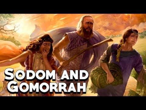 Sodom and Gomorrah: The Cities of Sin - Bible Stories - See U in History