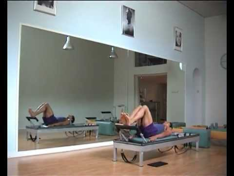 Joseph Pilates Reformer by Bluebird Pilates Munich