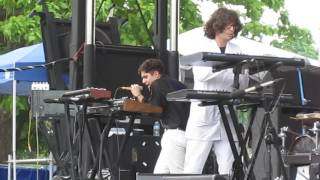 Neon Indian - Slumlord - Pitchfork 2016 Chicago