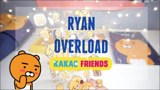 (✿^-^) !!! Hello Everyone สวัสดีค่ะ!!!!(^-^✿)▲Items : 라이언 카카오 프렌즈 Kakao friends Diary , Blanket, Pencil Case, Sticker, Notebook (ALL RYAN Ver.)Welcome to the first video of K-Haul unboxing. I'm a big fan of Korean stationery and a big fan of Kakaofriend too. No wonder Ryan is my ultimate favourite character ^^ Hope you will enjoy it!Shop / Ordered from : Gmarket (http://global.gmarket.co.kr/Home/Main)If you enjoyed it please LIKE , SUBSCRIBE and SHARE!!!! ถ้าชอบก็อย่าลืม ไลค์ + ติดตาม และ แชร์กันเยอะๆนะ มีอะไรถามได้นะคะ✲゚。.(✿╹◡╹)ノ☆.。₀:*゚✲゚*:₀。Follow Me! ▲Instagram : Oomseoul4English / Français / ไทย✲゚。.(✿╹◡╹)ノ☆.。₀:*゚✲゚*:₀。Music Not Mine▲Song : 노래 (The Song)▲Artist : Zion.T 자이언티▲Piano Cover by : DooPiano▲Link : https://www.youtube.com/watch?v=5OulhOrF4Fs ✲゚。.(✿╹◡╹)ノ☆.。₀:*゚✲゚*:₀。Camera : Sony A6000 & Original Lens KitEditting Programs: iMovie & PicMonkey