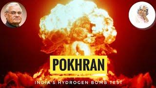 Video Pokhran Story - How India Fooled CIA & Tested Its Nuclear Bombs | India's Pokhran Nuclear Test MP3, 3GP, MP4, WEBM, AVI, FLV Juni 2018