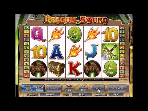 Slot Dragon Sword - Casinoslotgratis.it
