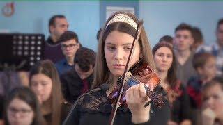 Simone si Lavinia – Vioara &amp Pian (instrumental)