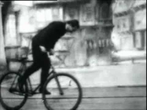 Bicycle Trick Riding No.2. 1899