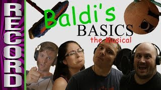 Download Lagu Baldi's Basics RECORDING Mp3