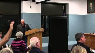 Town Board Meeting - Oct 28, 2014 Part B
