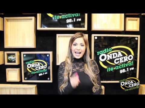 Nissu Cauti, la novia de la selección, envió un saludo a Onda Cero