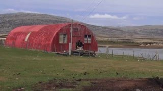 Learn about life in the remote outpost of the Falklands, and meet the welcoming people of Stanley, its capital, and farmers living in...