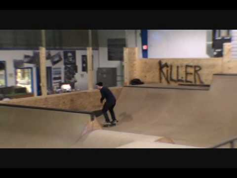 Killer Skate Park & Shop Mini Ramp Contest 2010
