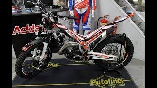 8. 2018 Beta Evo Trials Motorcycles