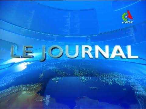 JT 19H : Canal Algérie