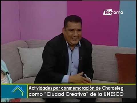 Actividades por conmemoración de Chordeleg como Ciudad Creativa de la UNESCO